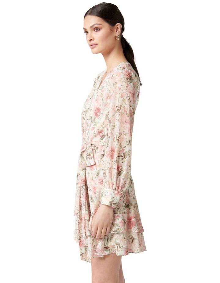 Mikayla Mini Dress Positano Bloom image 3