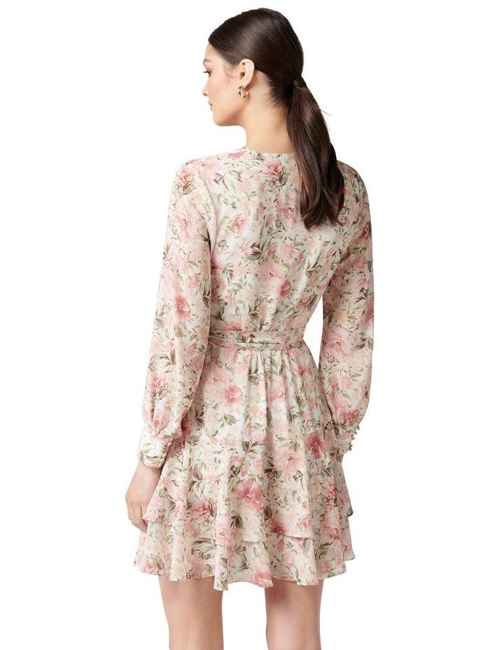 Mikayla Mini Dress Positano Bloom image 4