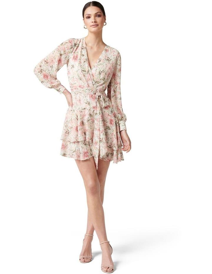 Mikayla Mini Dress Positano Bloom image 5