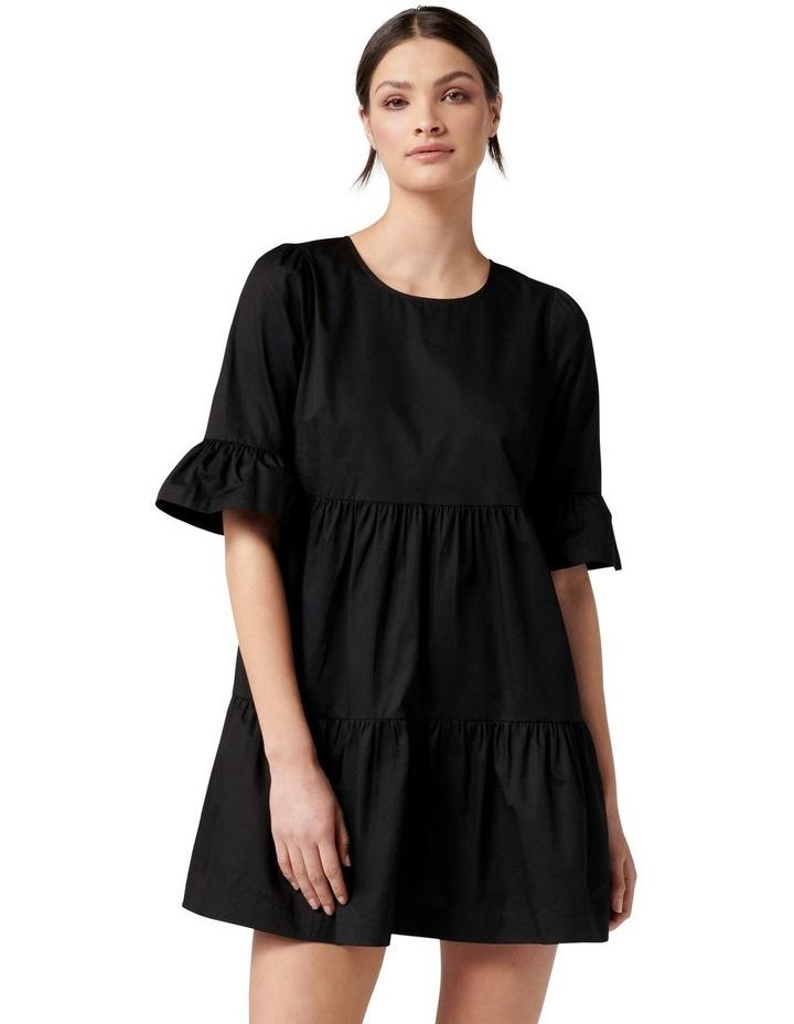 Brydie Cotton Smock Dress image 1