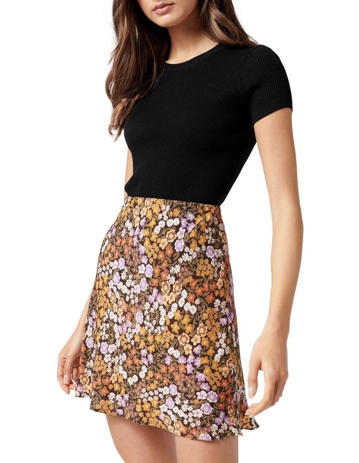 Viola Bias Mini Skirt Ashwick Ditsy image 2