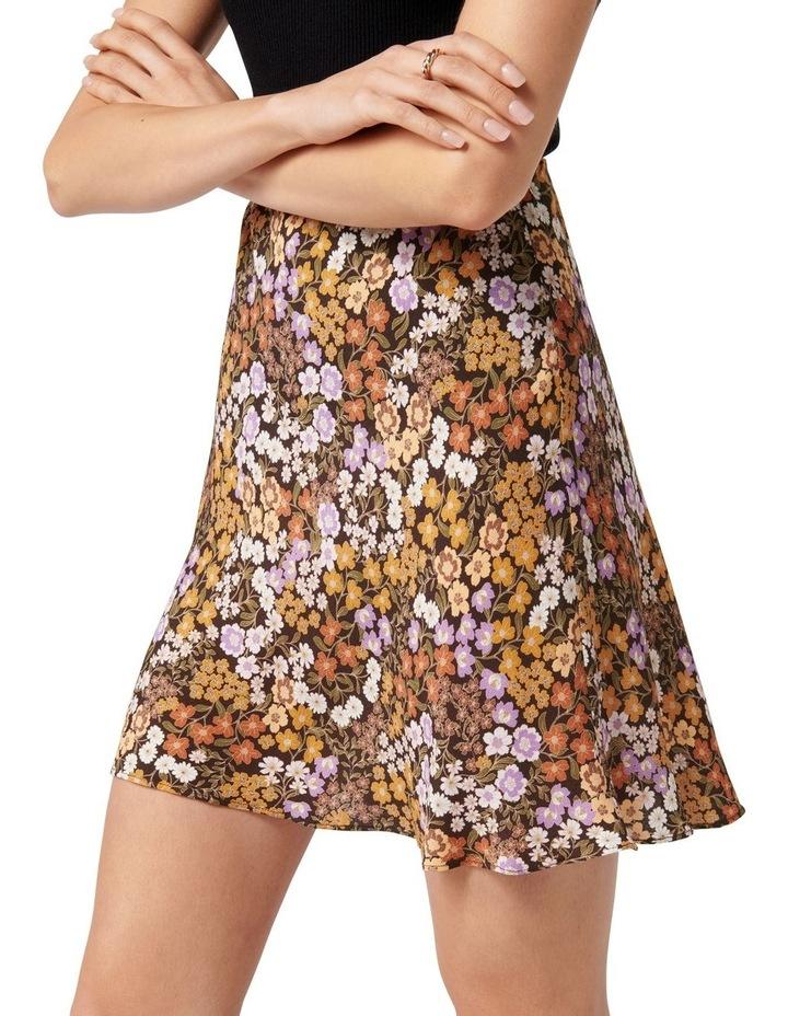 Viola Bias Mini Skirt Ashwick Ditsy image 3