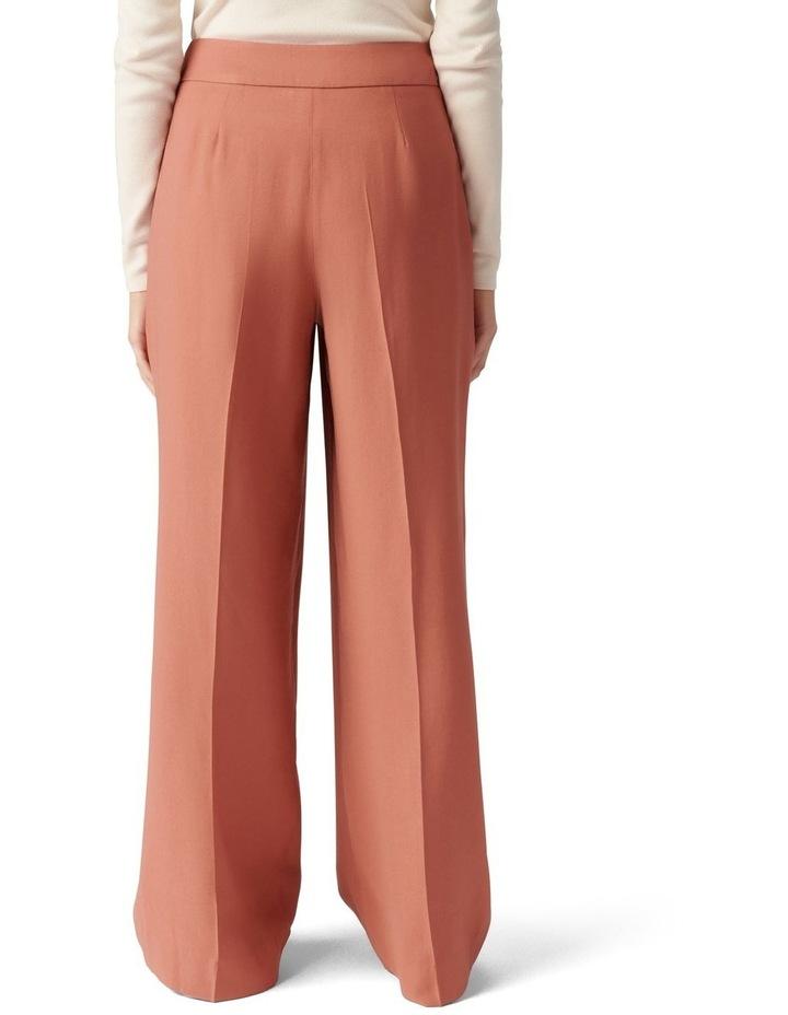 Tiara Wide Leg Pant Rust image 4