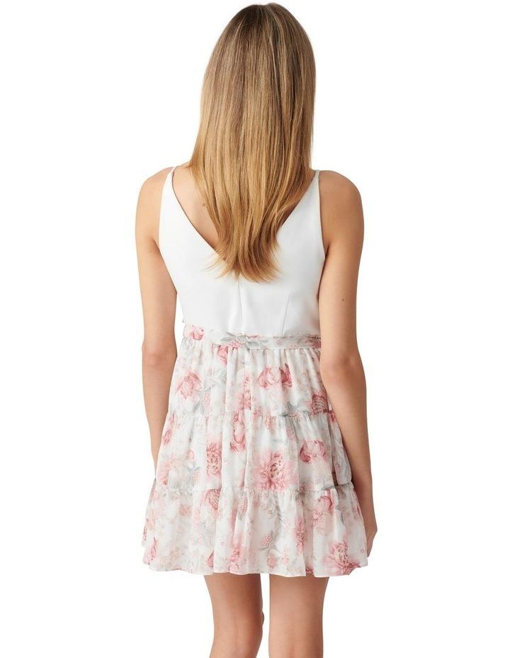 Noa 2 in 1 Petite Mini Dress Blush Maison Floral image 4