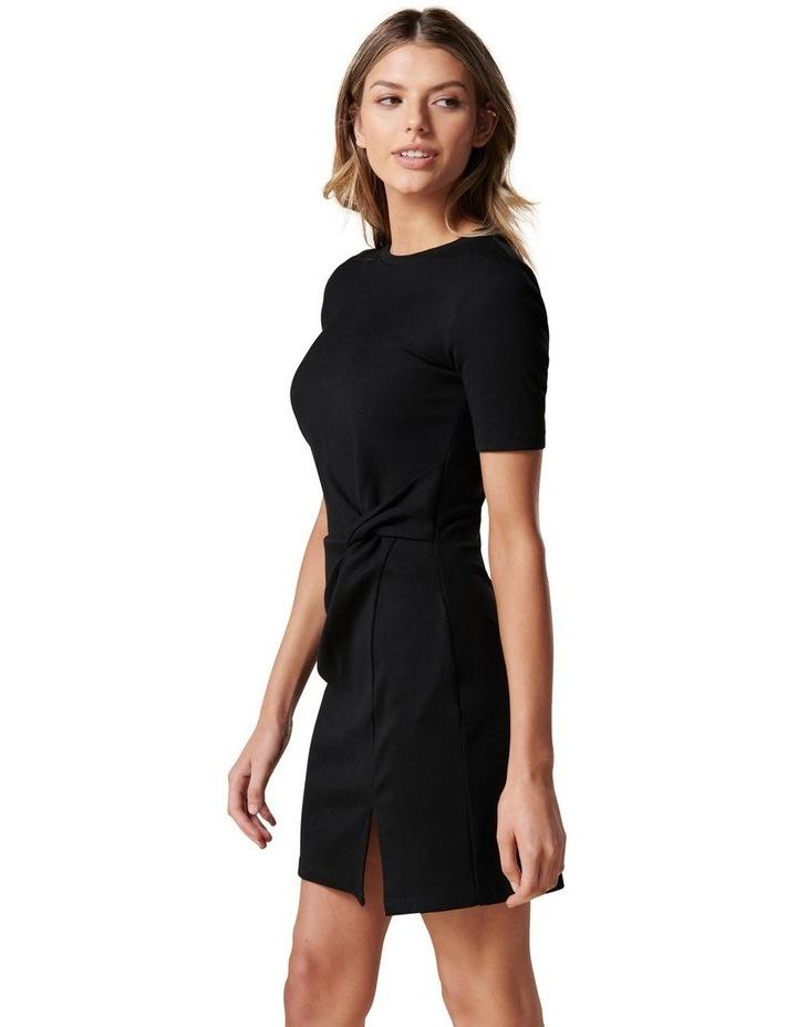 Lana Petite Short Sleeve Split Dress image 3