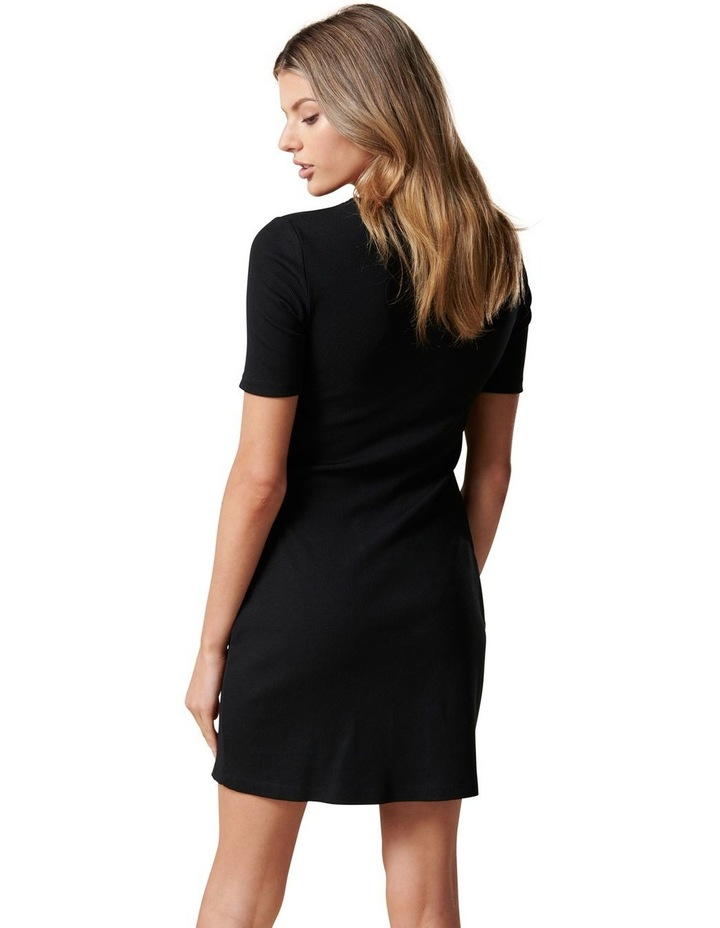 Lana Petite Short Sleeve Split Dress image 4