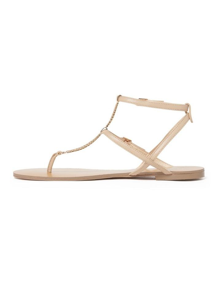 Margot Nude Chain Sandal image 1