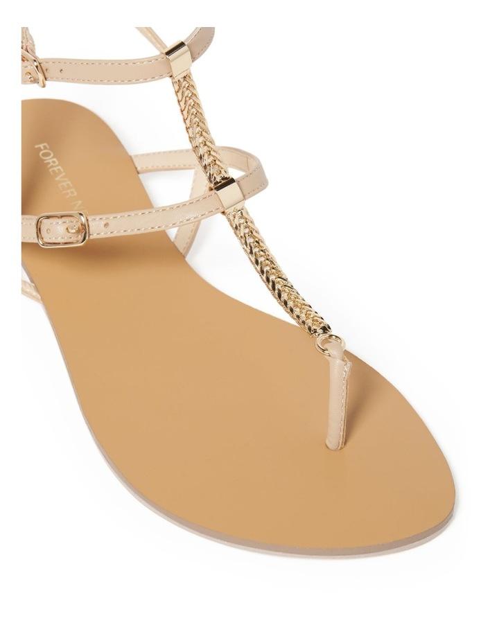 Margot Nude Chain Sandal image 2