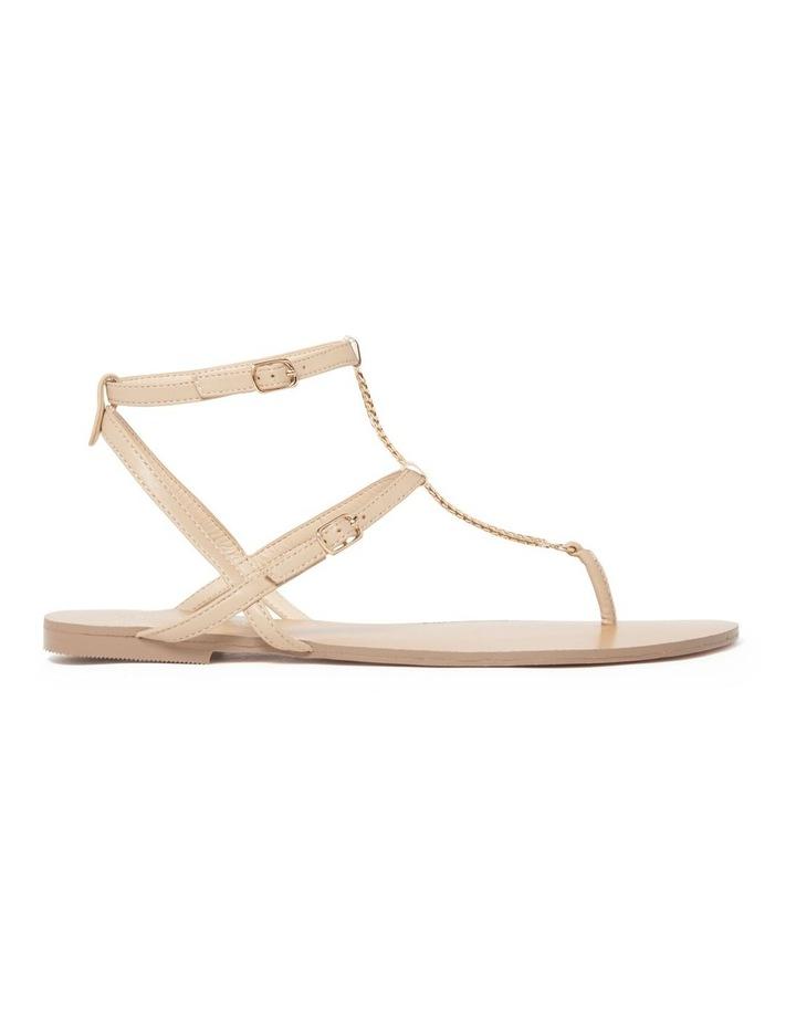 Margot Nude Chain Sandal image 3
