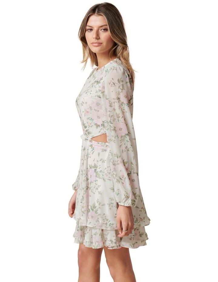 Tululah Trim Skater Petite Dress Liberty Bloom image 3