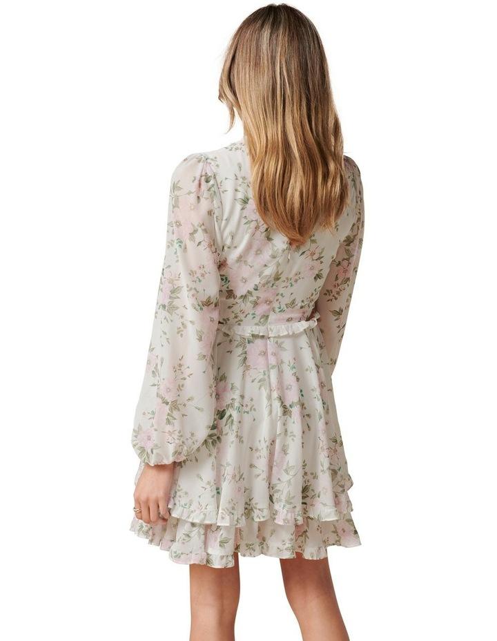 Tululah Trim Skater Petite Dress Liberty Bloom image 4