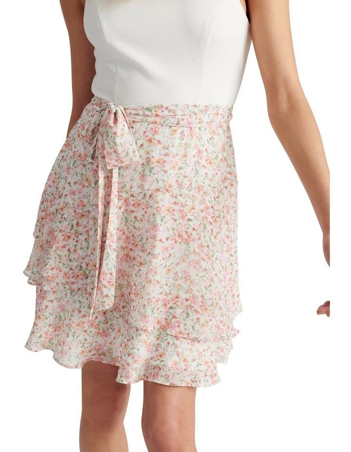 Mila 2 In 1 Mini Dress Harlow Ditsy image 2