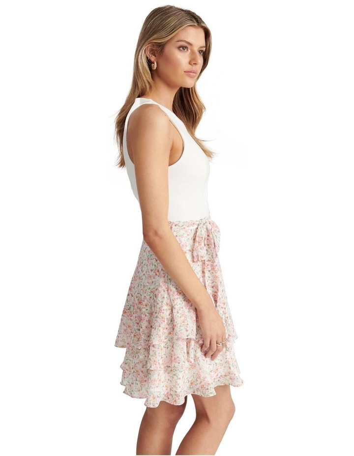 Mila 2 In 1 Mini Dress Harlow Ditsy image 3