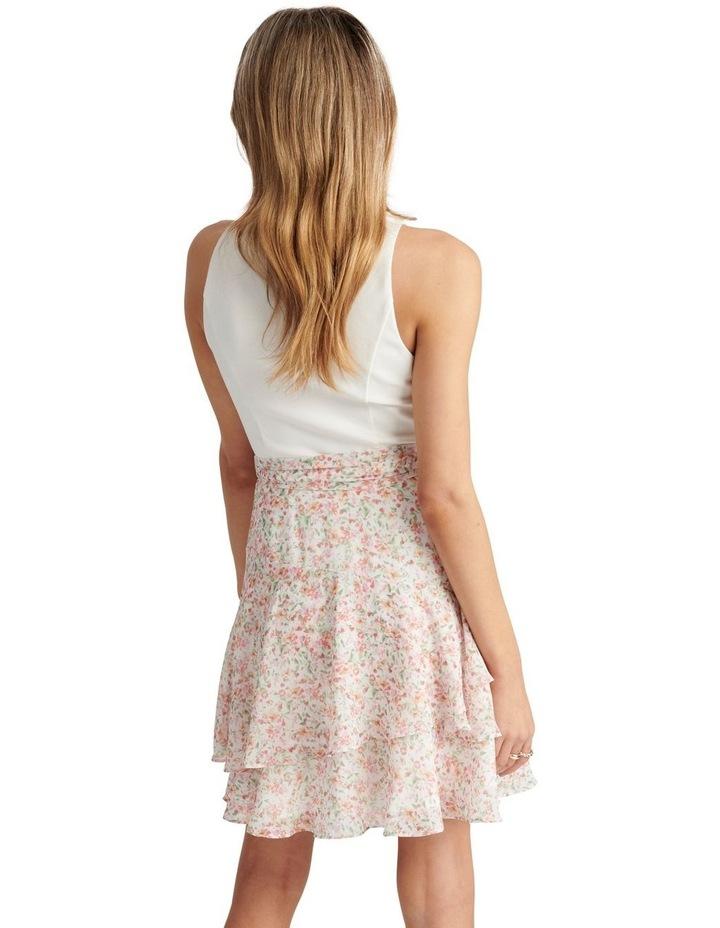 Mila 2 In 1 Mini Dress Harlow Ditsy image 4