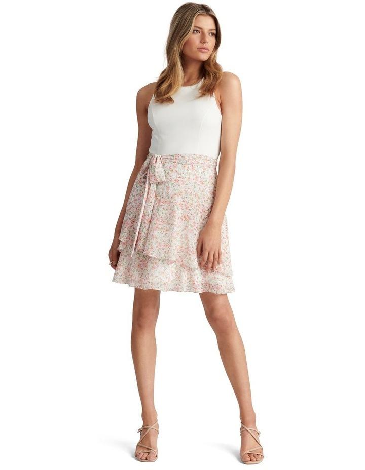 Mila 2 In 1 Mini Dress Harlow Ditsy image 5