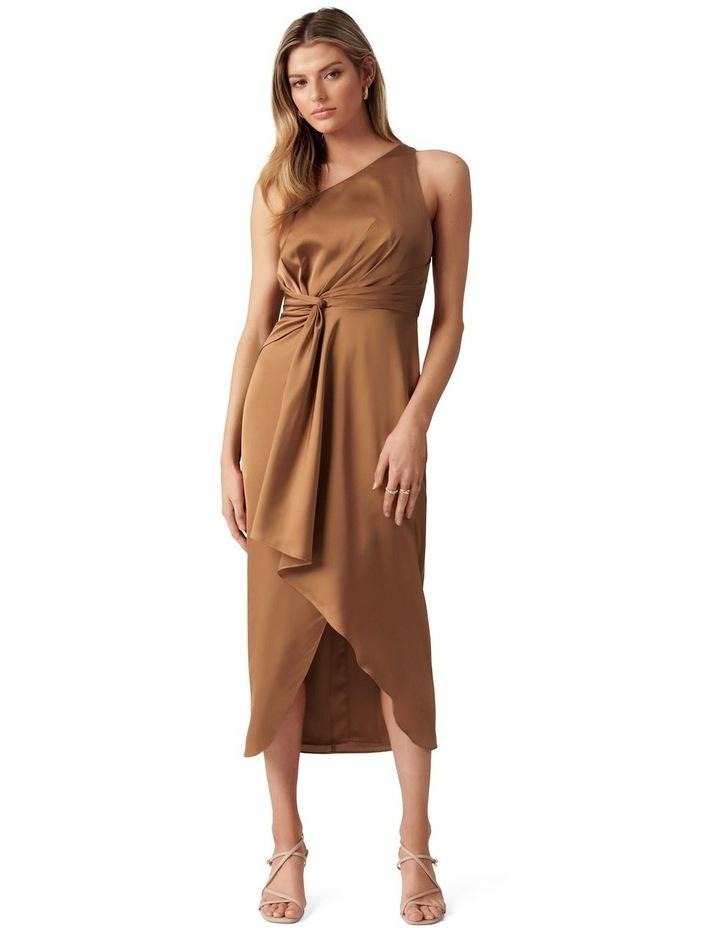 Haidee One Shoulder Petite Dress image 1