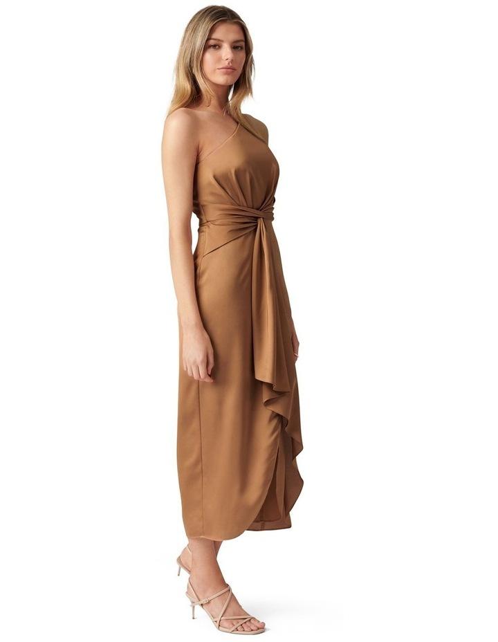 Haidee One Shoulder Petite Dress image 3