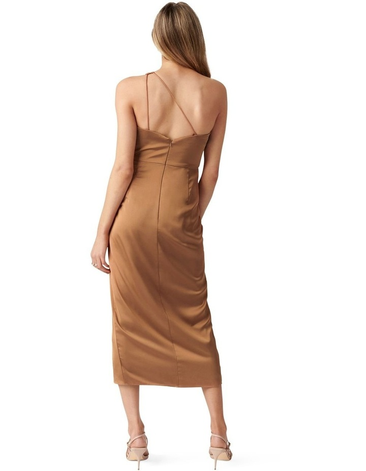Haidee One Shoulder Petite Dress image 4