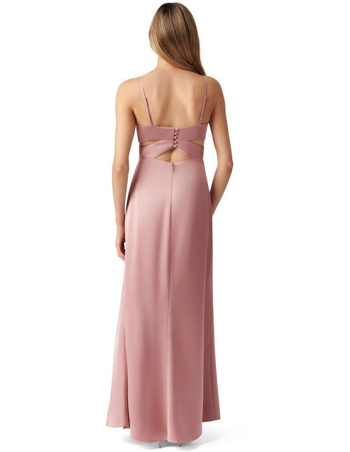 Carley Strappy Wrap Maxi Dress image 4