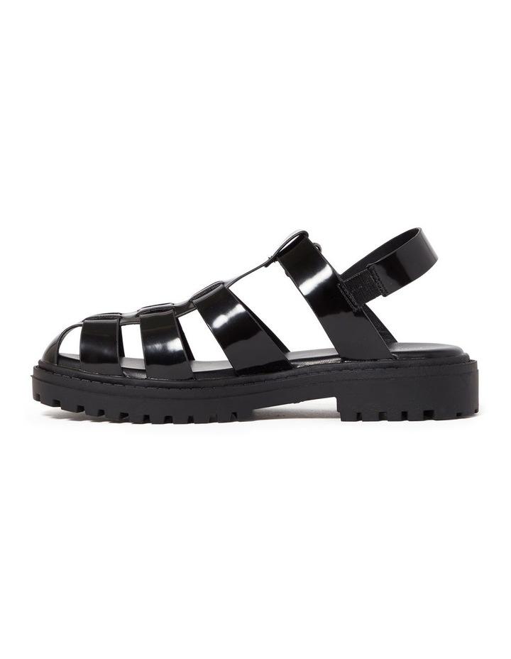Poppy Black Chunky Sandal image 1