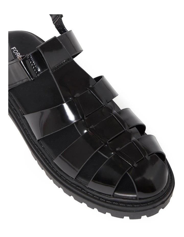 Poppy Black Chunky Sandal image 2