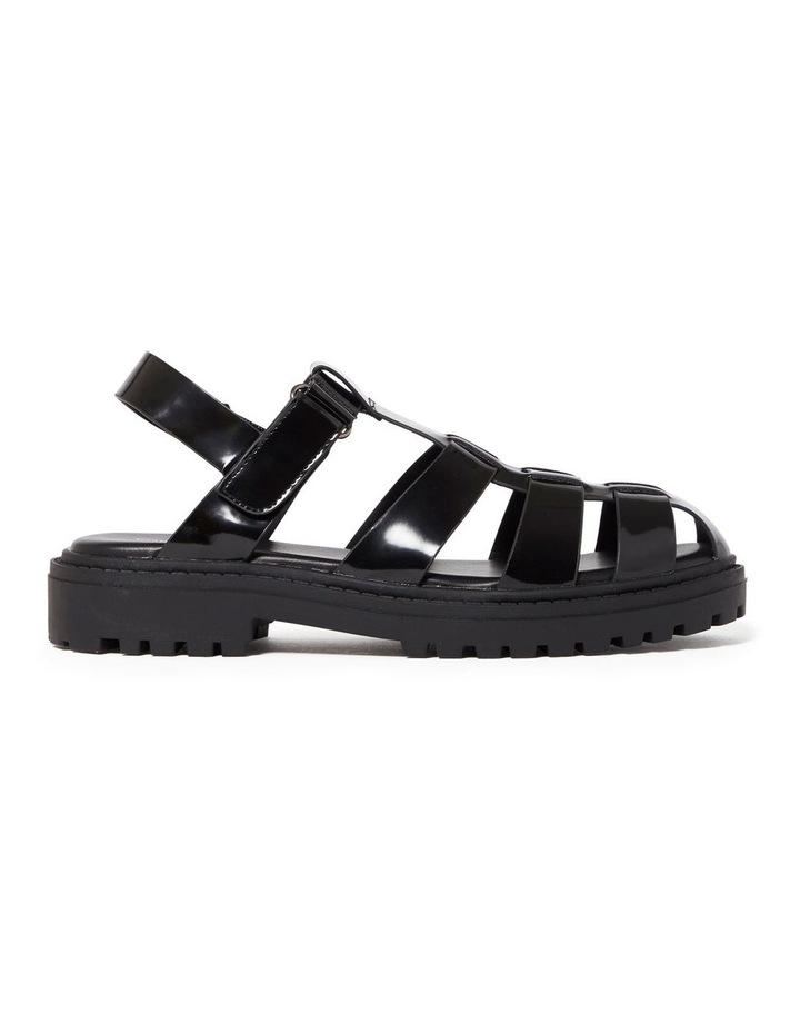 Poppy Black Chunky Sandal image 4