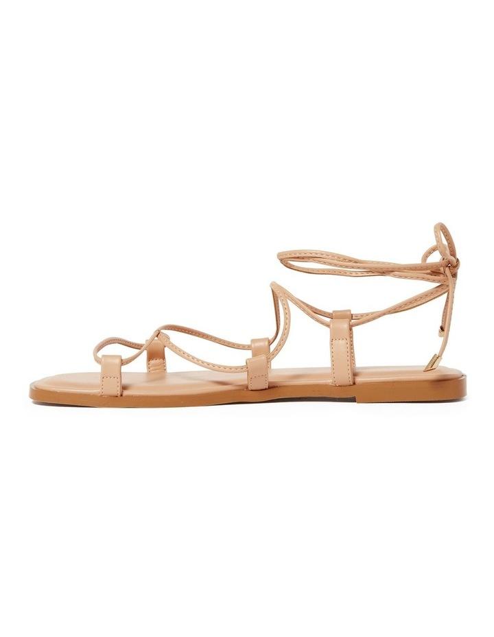 Sarah Nude Wrap Sandal image 1