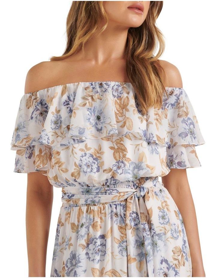 Eugina Off Shoulder Maxi Dress Winfields Floral image 2