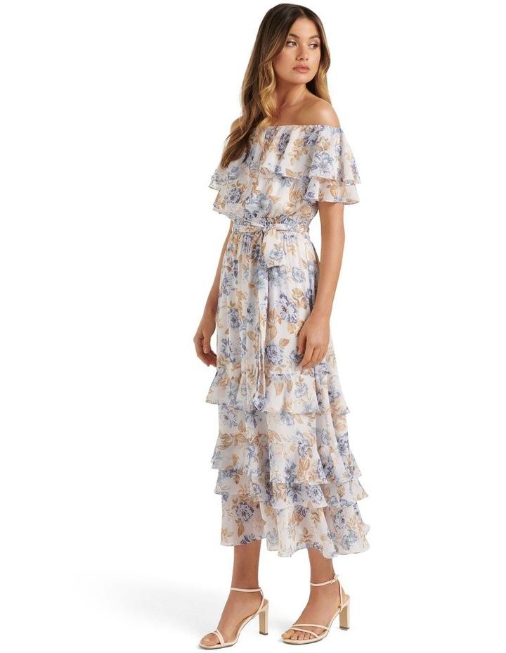 Eugina Off Shoulder Maxi Dress Winfields Floral image 3
