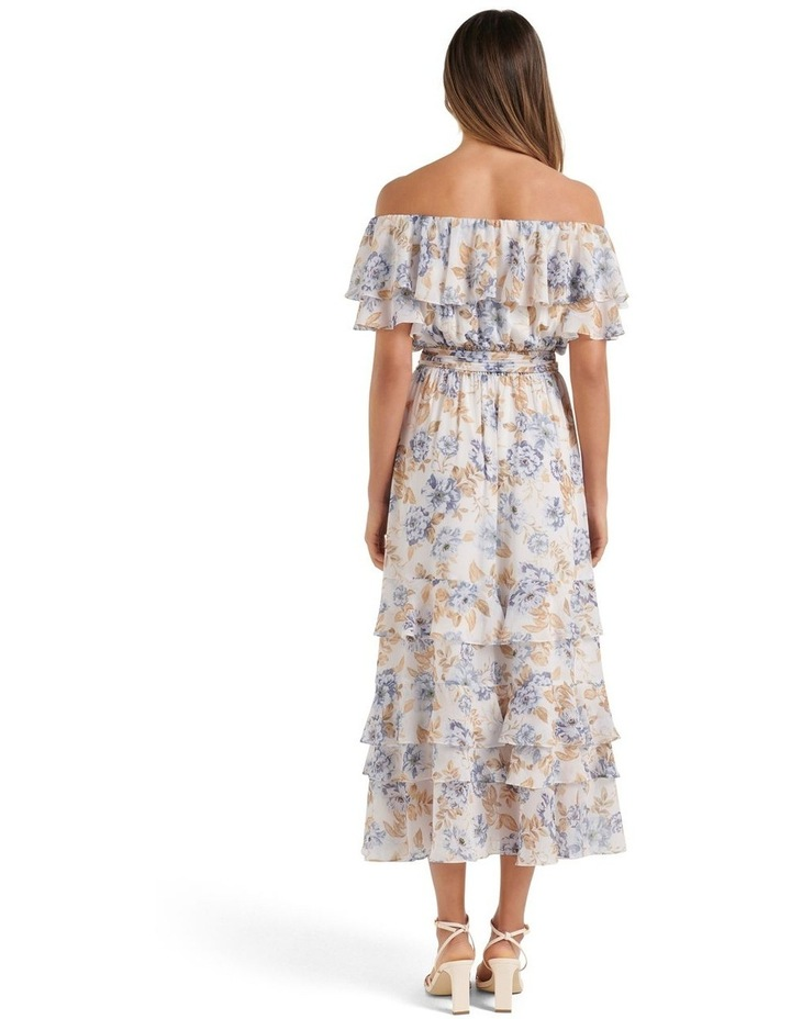 Eugina Off Shoulder Maxi Dress Winfields Floral image 4