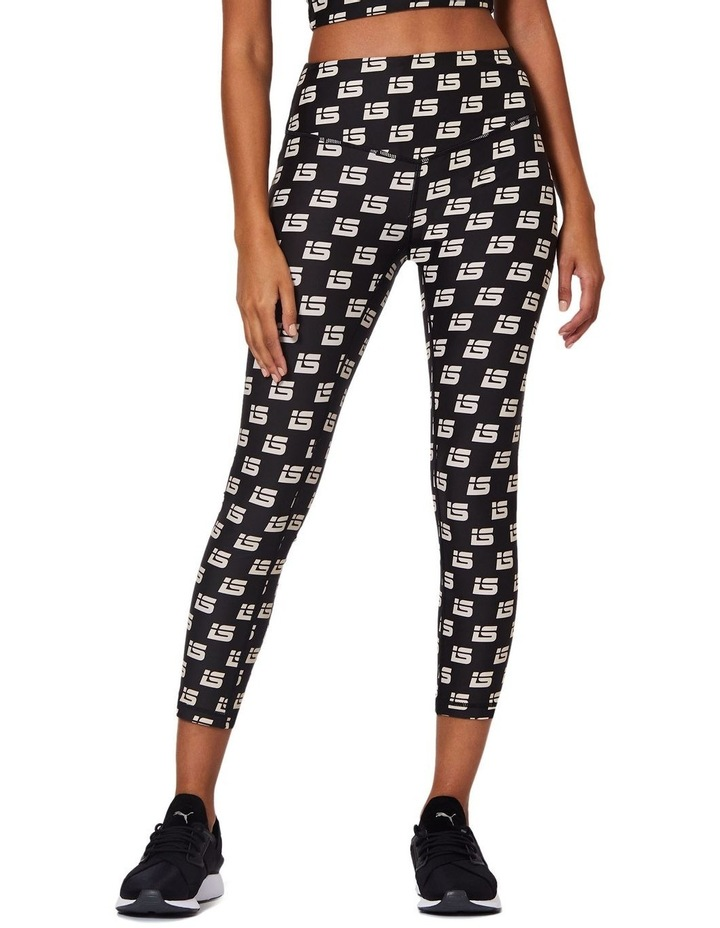 Rapid Motion 3/4 Leggings image 1