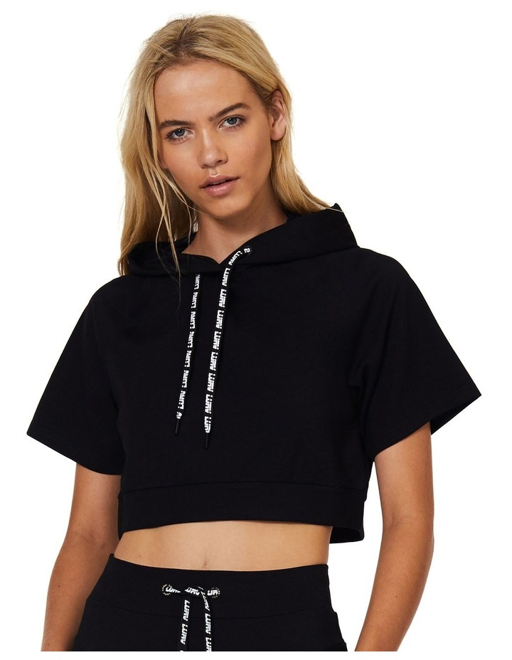 Double Play Cropped Hoodie image 1