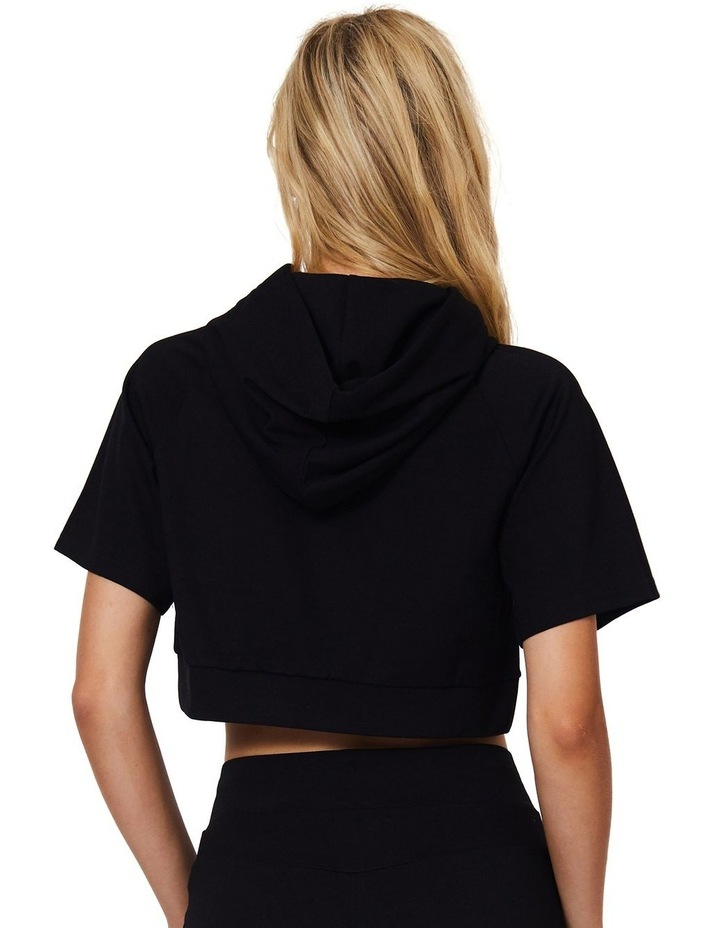 Double Play Cropped Hoodie image 3