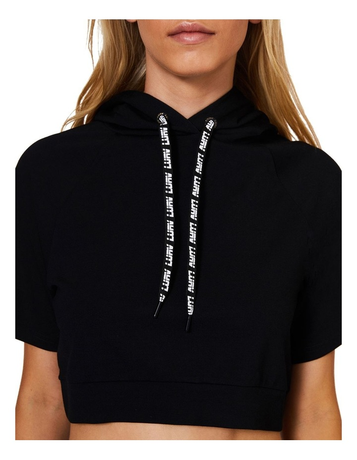 Double Play Cropped Hoodie image 4