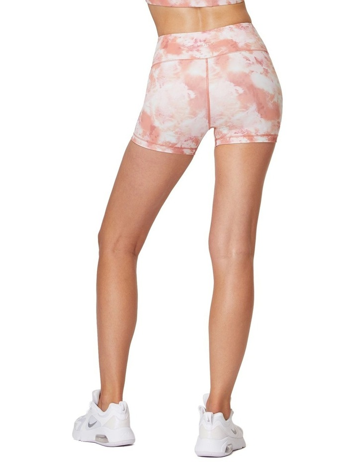 Pink Rock Yoga Shorts image 3