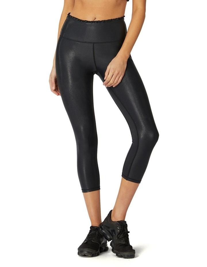 Black Pearl 3/4 Leggings image 1