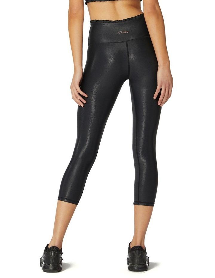 Black Pearl 3/4 Leggings image 3