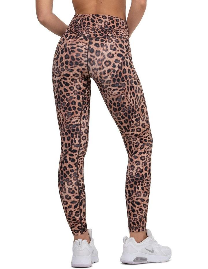 Leopard Valley 7/8 Leggings image 3