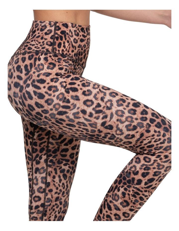 Leopard Valley 7/8 Leggings image 4