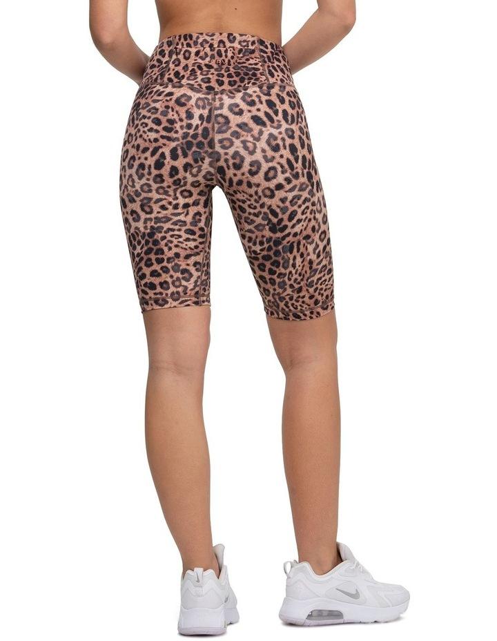 Leopard Valley Bike Shorts image 3