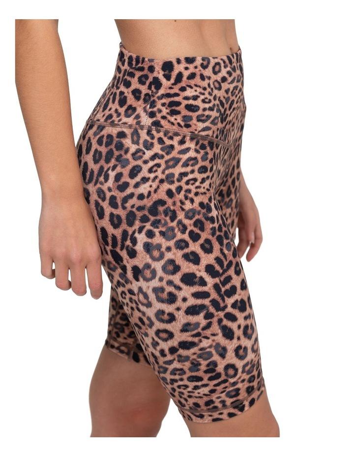 Leopard Valley Bike Shorts image 4