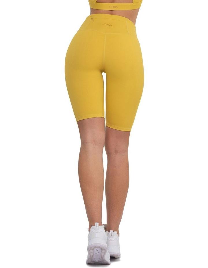 Sunset Bike Shorts image 3