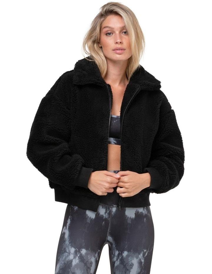 Soft Seasons Sherpa Jacket image 1