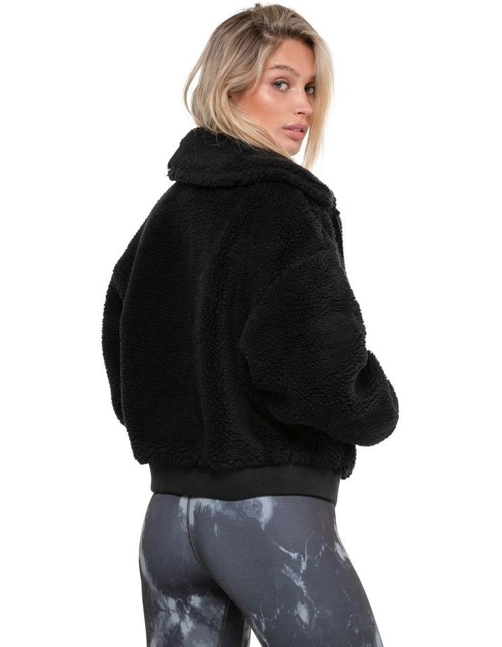 Soft Seasons Sherpa Jacket image 3