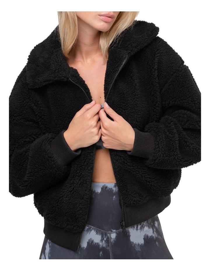 Soft Seasons Sherpa Jacket image 4