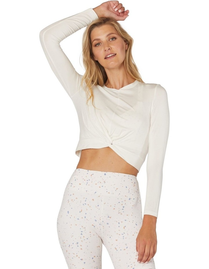 Tully Twist Sports Top White image 1