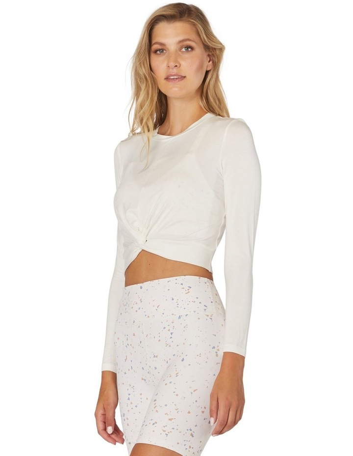 Tully Twist Sports Top White image 2