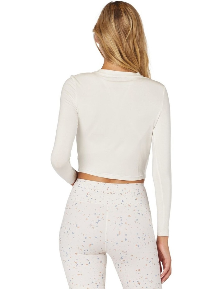 Tully Twist Sports Top White image 3