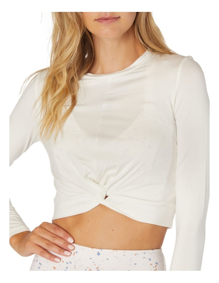 Tully Twist Sports Top White image 4