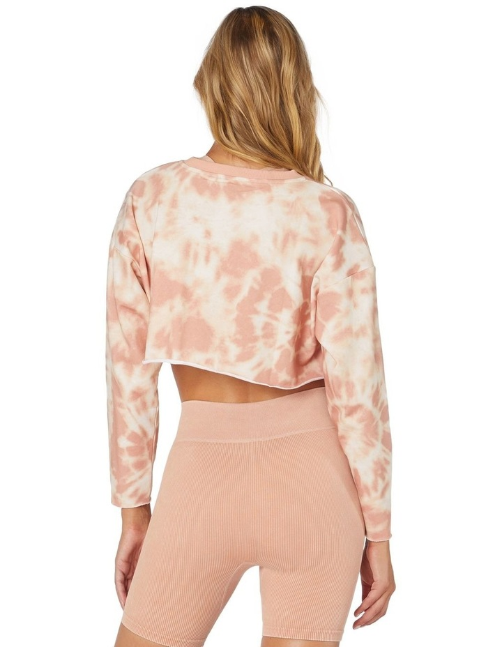 Hollistic Cropped Sweater Gold image 3
